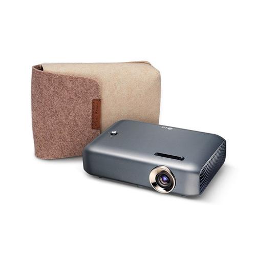 [LG] Minibeam HD Projector PH550S New Model / 16:9 HD Bluetooth HDTV Wireless Mirroring RF HDMI