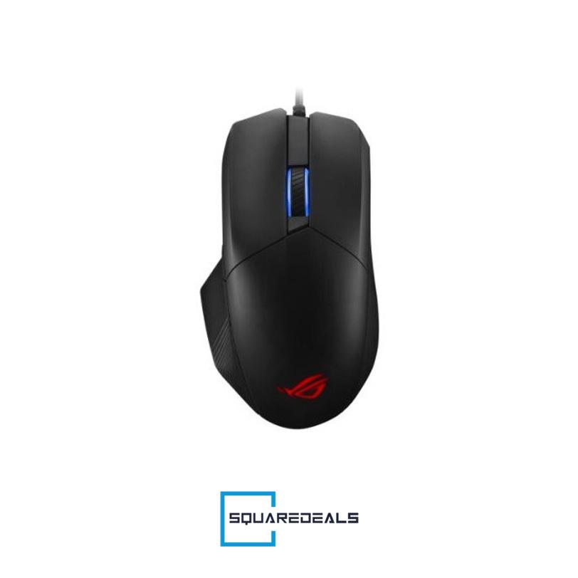 [해외] Asus Rog Chakram Core AURA Sync Gaming Mouse Programmable Joystick 16K DPI