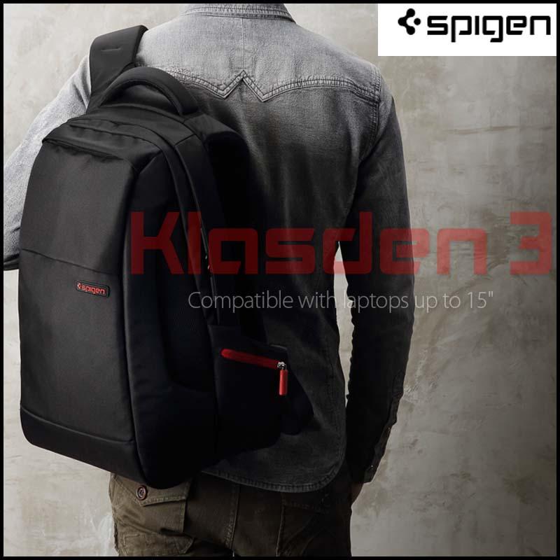 [Spigen Korea] ◆Authentic◆ SPIGEN Klasden 3 Laptop Backpack Up to 15 inch