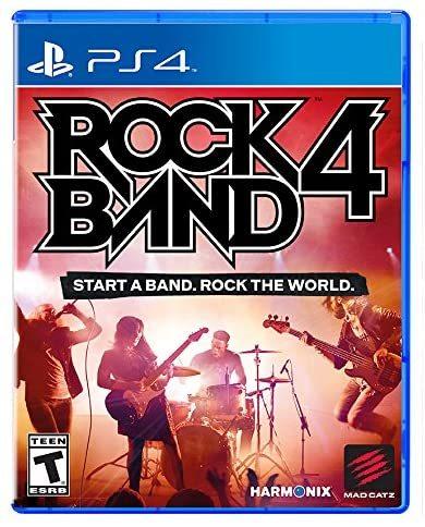 [해외] MAD CATZ ROCK BAND 4 (PS4 SOFTWARE ONLY)