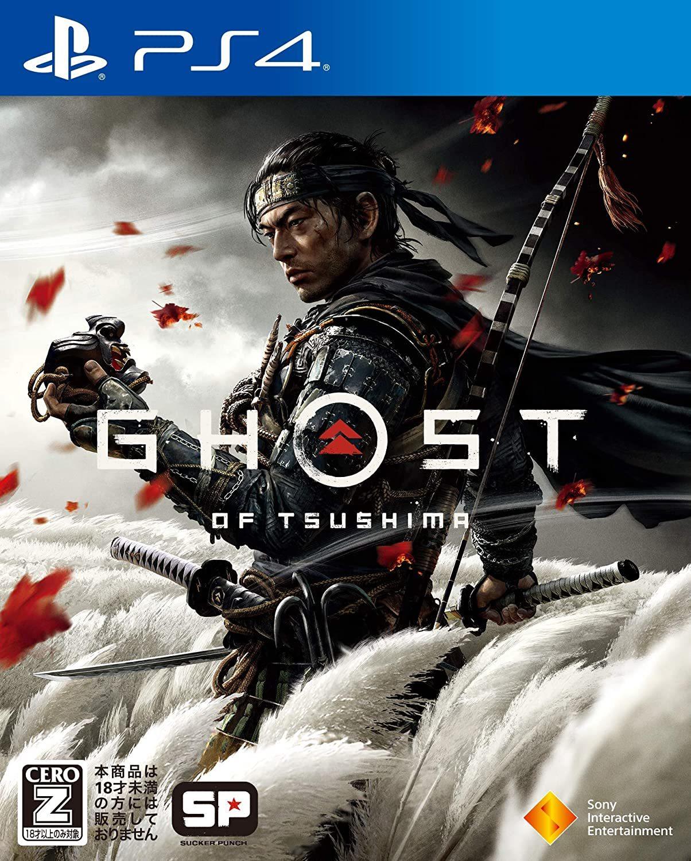 [해외] 소니 인터랙티브 엔터테인먼트 [PS4] GHOST OF TSUSHIMA (고스트 오브 쓰시마)