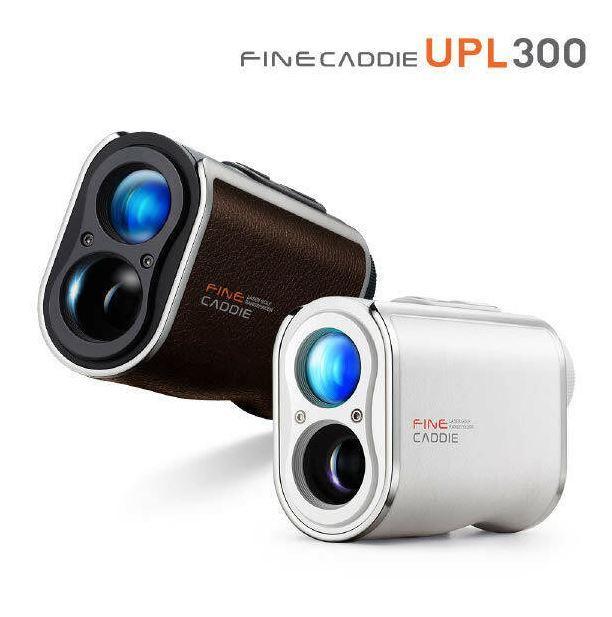 Fine Digital Fine Caddy UPL300 Distance Meter Range finder Laser type Pin Seeker with pouch new
