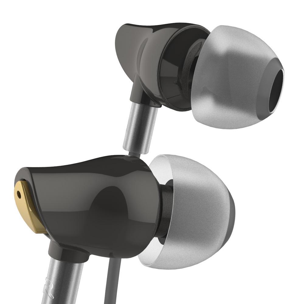[해외] ROCK RAU0501 In Ear Zircon Stereo Headphone Headset 3.5mm Luxury Earphone Earbuds for iPhone Samsung